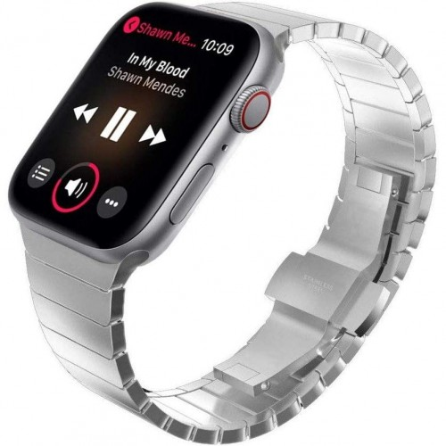 TECH-PROTECT STEELBAND APPLE WATCH 1-2-3-4-5 (42-44MM) SILVER 1.jpg