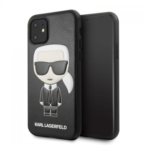 KARL LAGERFELD IKONIK FULLBODY - ETUI IPHONE 11 (BLACK) 1.jpg