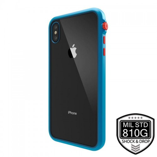 CATALYST IMPACT PROTECTION CASE - PANCERNE ETUI IPHONE XS MAX (BLUERIDGE-SUNSET) 1.jpg