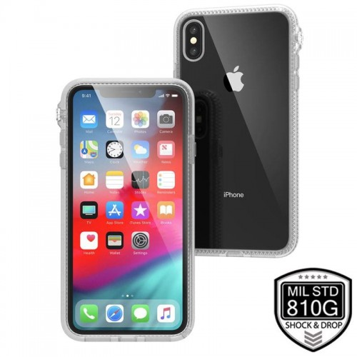 CATALYST IMPACT PROTECTION CASE - PANCERNE ETUI IPHONE XS MAX (CLEAR) 1.jpg