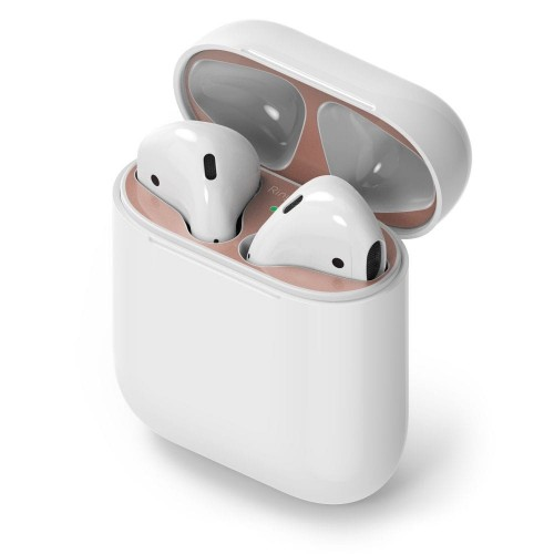 RINGKE DUST GUARD STICKER AIRPODS ROSE GOLD 1.jpg