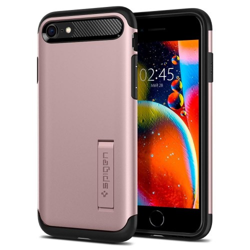 SPIGEN SLIM ARMOR IPHONE 7-8-SE 2020 ROSE GOLD