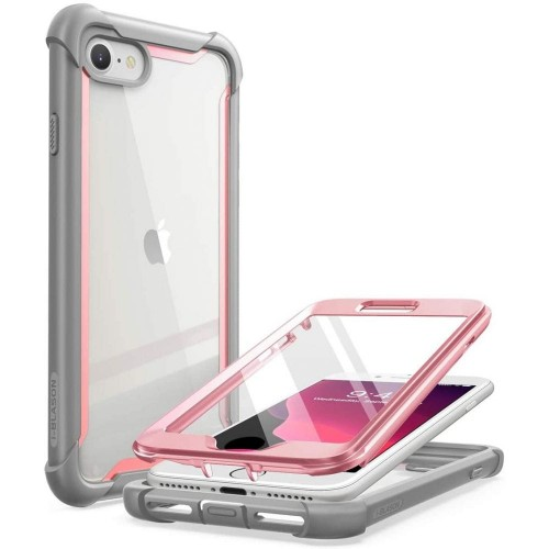 Etui do iPhone 7-8-SE 2020 Supcase Iblsn Ares [różowy]