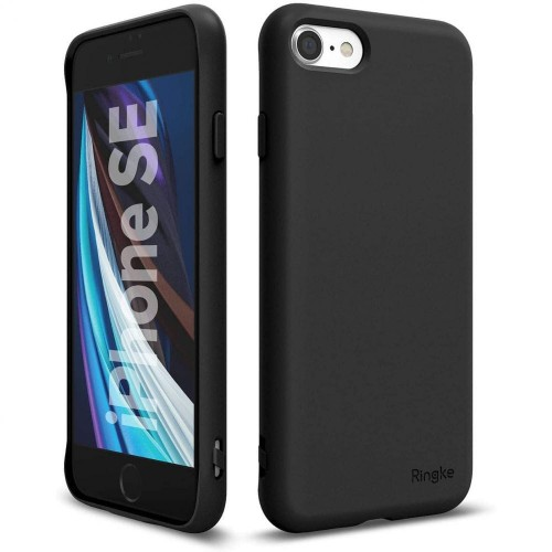 Etui do iPhone 7-8-SE 2020 Ringke Air S [czarny]