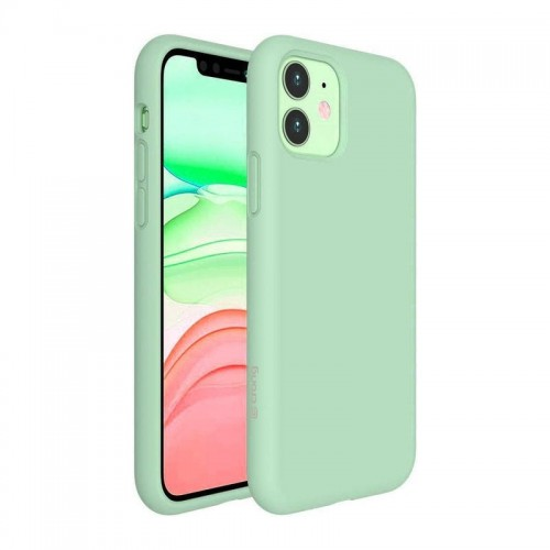 Etui do iPhone 11 Crong Color Cover [zielony]