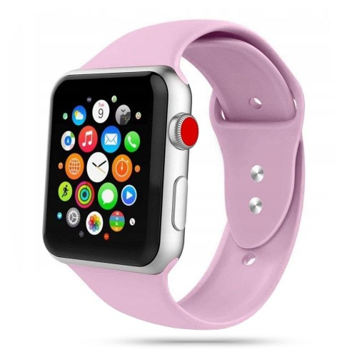 Pasek do Apple Watch 1/2/3/4/5/6/SE  (38/40 mm) Tech-Protect IconBand [fioletowy]