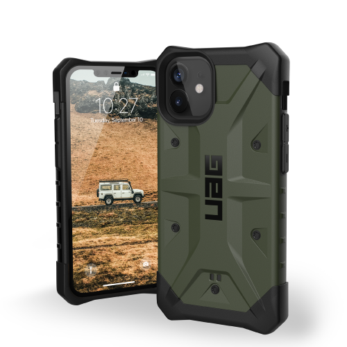 Etui do iPhone 12 Mini UAG Pathfinder [oliwkowy]