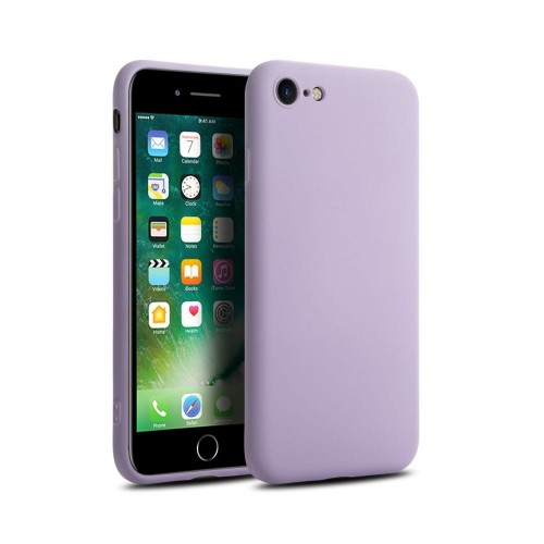 Etui do iPhone 7/8/SE 2020 Tech-Protect Icon [fiolet]