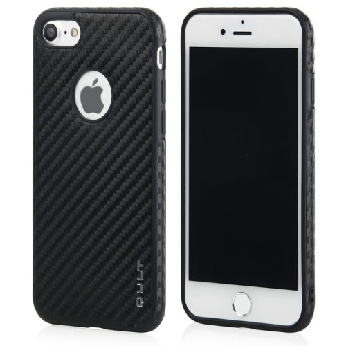 QULT Carbon Case iPhone 8