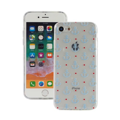 Fashion Case Print Back / iPhone 7/8