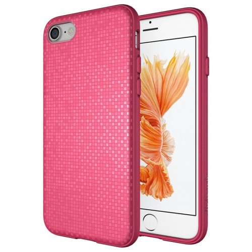Diztronic Pixlee TPU - Pink - iPhone 7/8