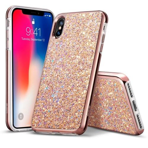 ESR Sparkly Sequins / Apple iPhone X