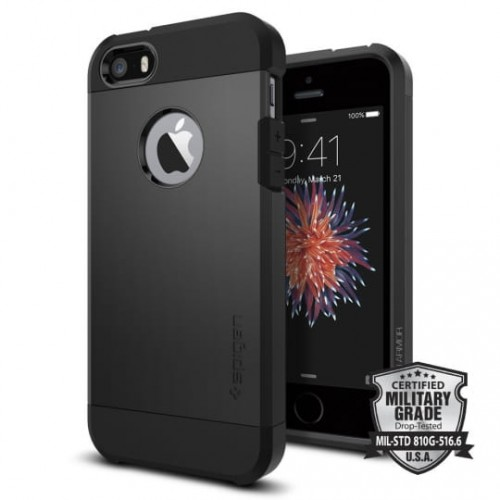 Spigen Tough Armor / iPhone SE/5/5S