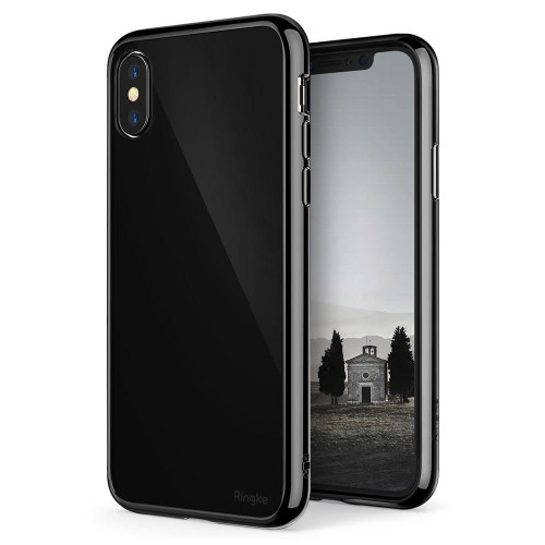 iPhone X Ringke Fusion Case