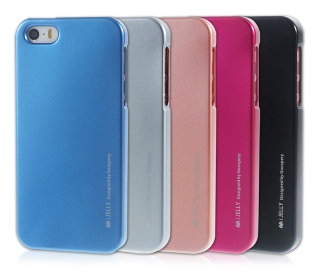 Mercury Jelly Case iPhone 5S