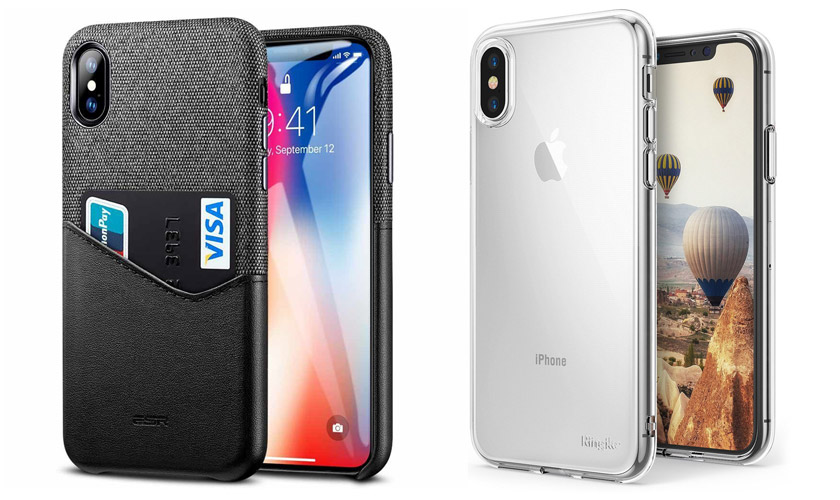 Etui do iPhone X / Ringke, Spigen, ESR