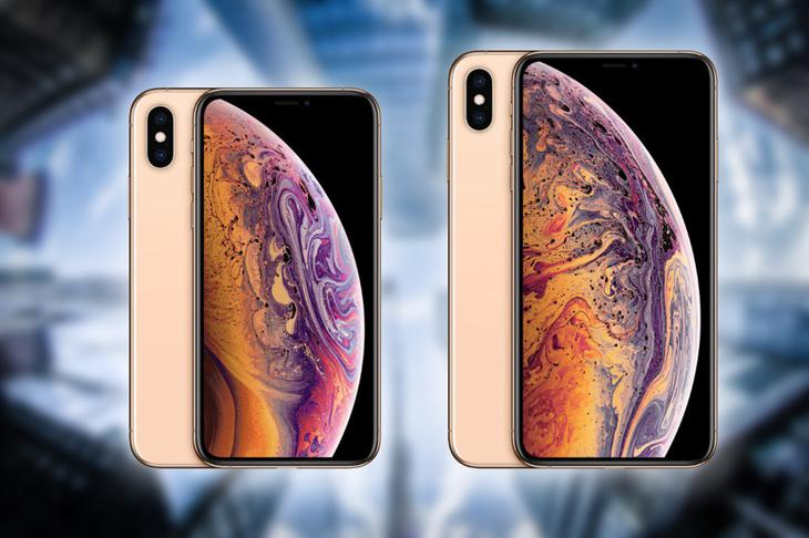 iPhone Xs oraz iPhone Xs Max