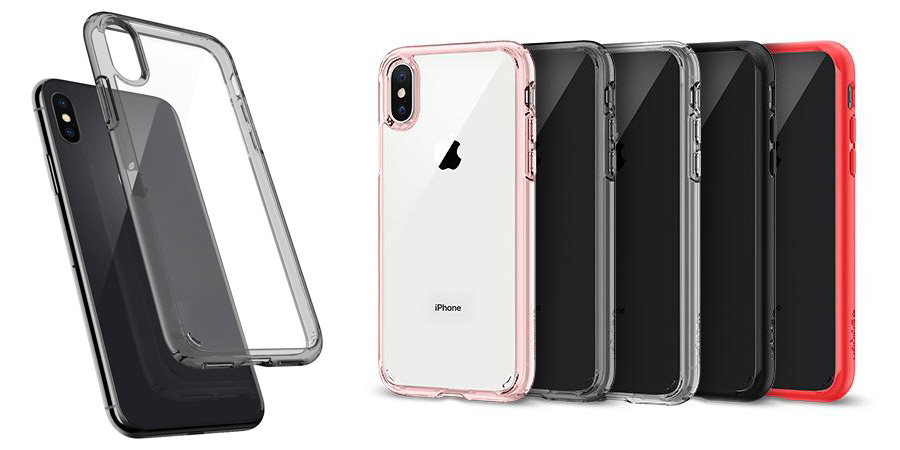 iPhone X Spigen Ultra Hybrid