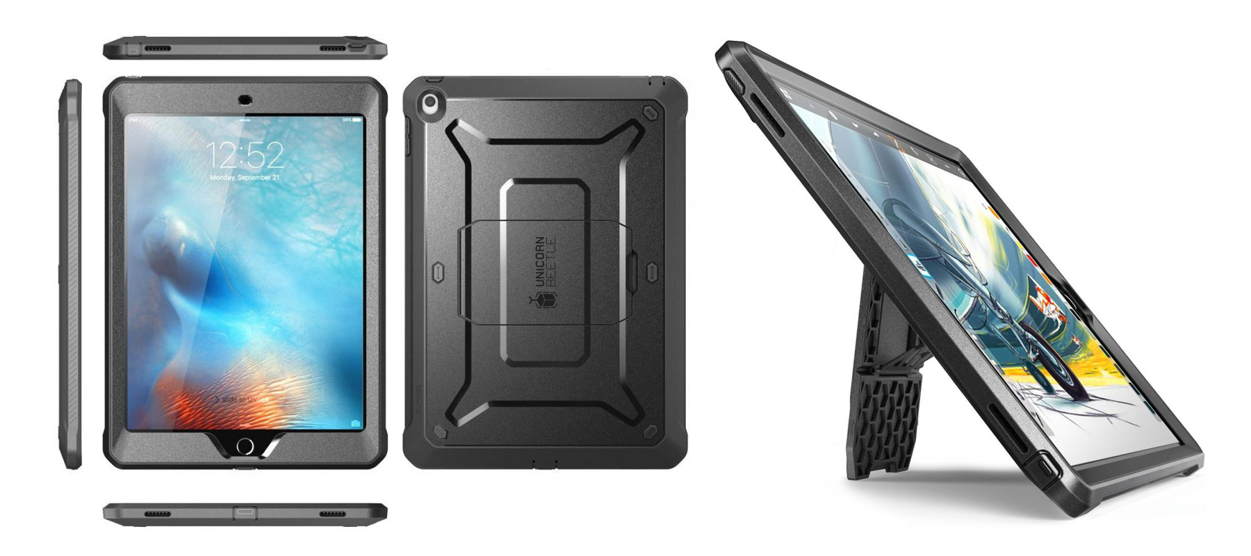 Supcase Unicorn iPad 9.7