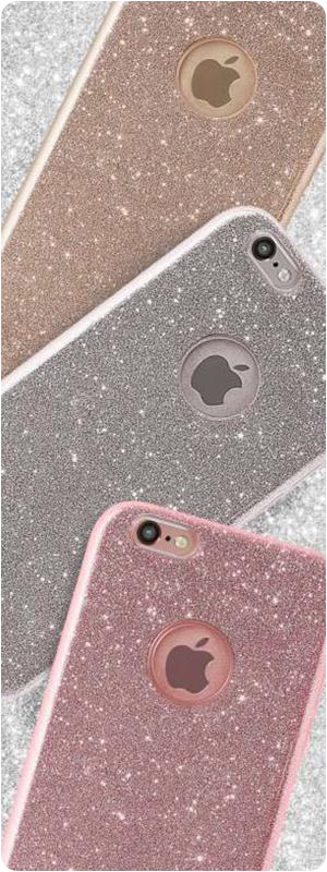 "PURO Glitter Shine Limited Edition do iPhone 7 (4.7"")"