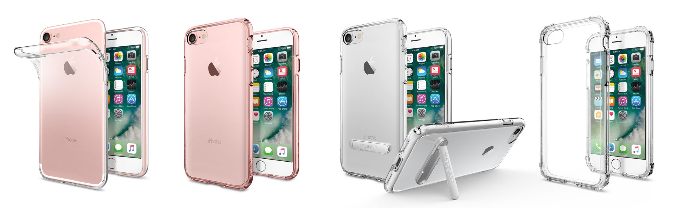 Crystal Case do iPhone 7